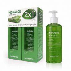Sesderma Hidraloe Pack 2×1 – Gel de Aloe Vera
