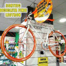 Sorteig Bicicleta Fixie Leotron