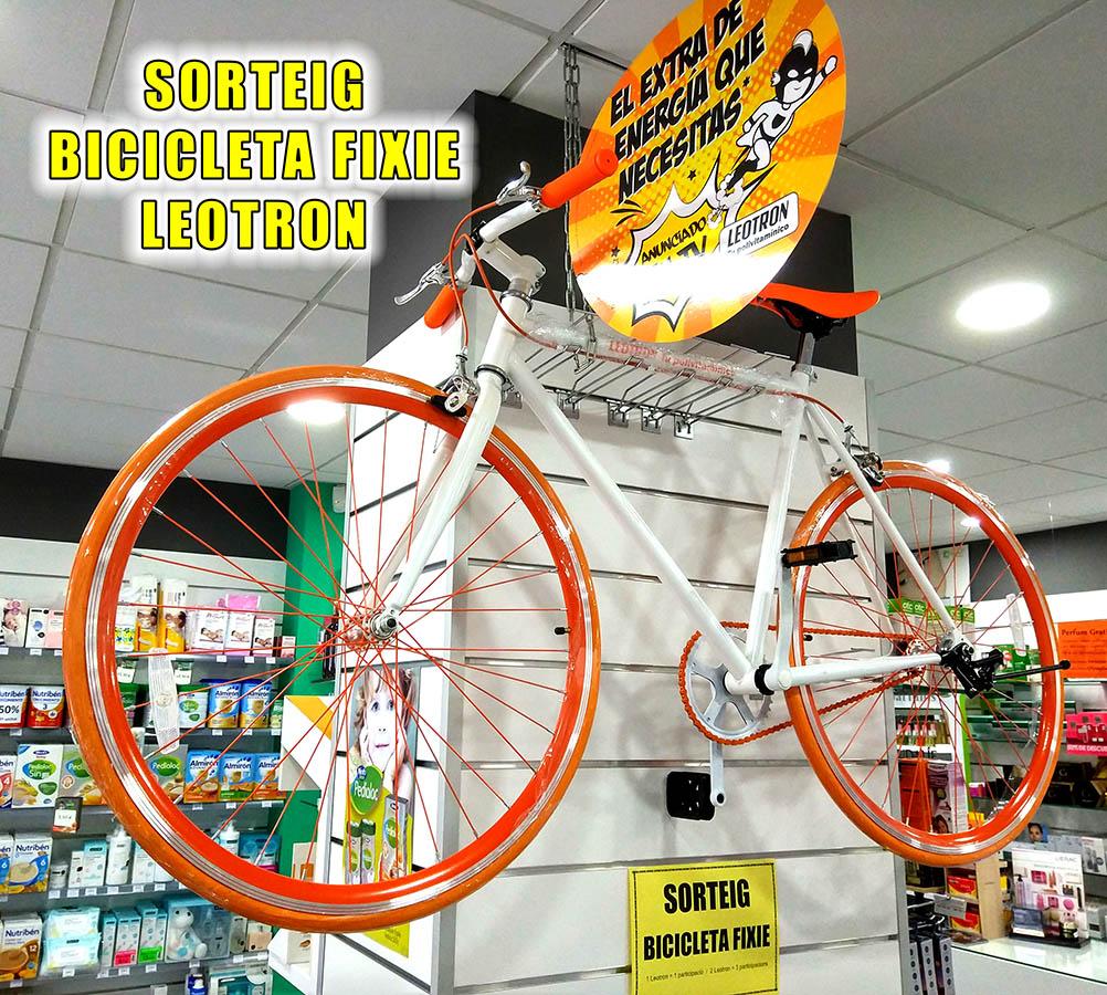 Bicicleta Fixie Leotron